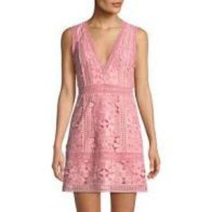 Alice + Olivia Zula V-Neck Summer Dress